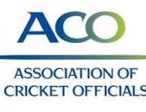 ICC/ECB ACO certified Level 1 Umpire Training  – Understanding the Laws