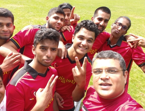 Belgium U19 team is ready to take the challenge