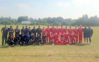 France vs Switzerland - 2015 European U19 Five-Nation Tournament - RBCC Ohain ground
