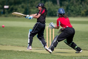 shweta batting